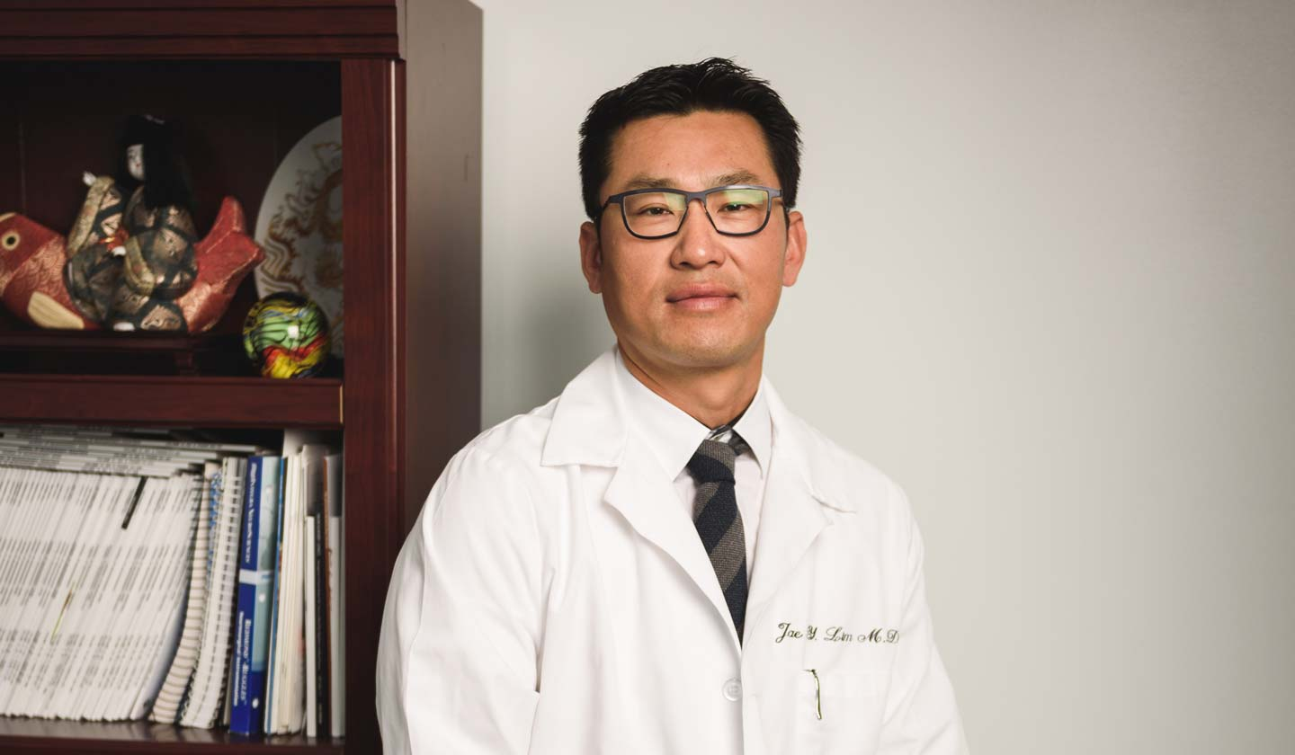 Photo of Dr. Lim