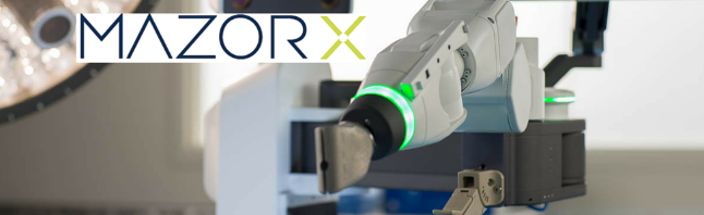 Mazor Robotics Header