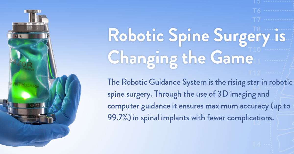 Robotic Spine Surgery How It Works