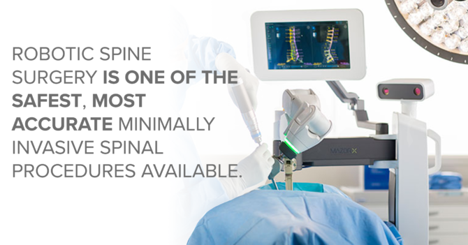 Is Robotic Spine Surgery is Safe