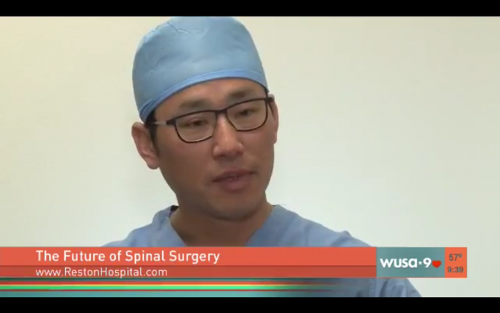 Dr. Lim Robotic Spine Surgery
