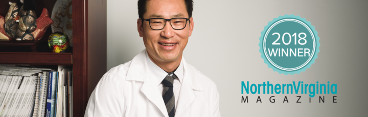 2018 Best Doctor Northern Virginia Magazine