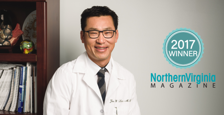 2017 Best Doctor Northern Virginia Magazine