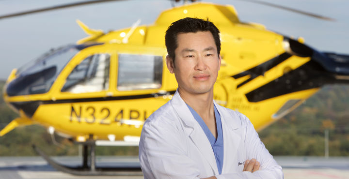 Dr. Jae Lim Named Trauma Lead for Neurosurgery at Reston Hospital