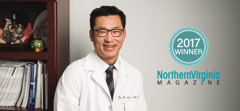 2017 Best Doctor Northern Virginia Magazine