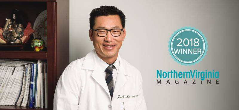 2018 Best Doctor Northern Virginia Magazine