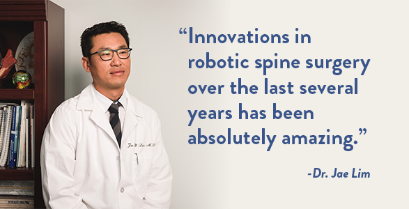 Innovations In Robotic Spine Surgery