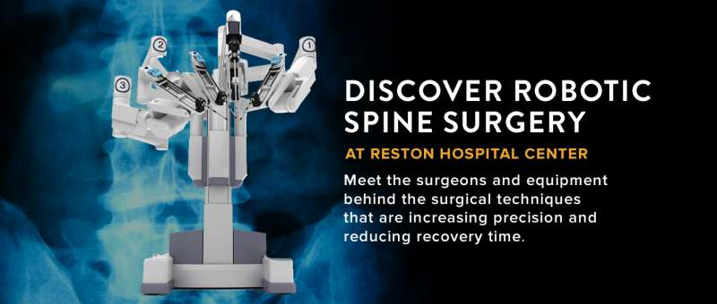 Discover Robotic Spine Surgery at Robot Night